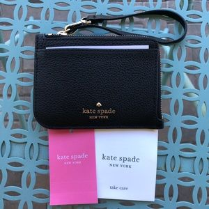 Kate Spade Jackson Sm Card Holder Wristlet